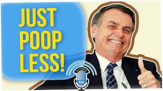 brazil-s-president-says-to-poop-less-to-save-the-planet-ft-tim-delaghetto