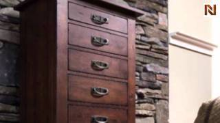 Kincaid 31-106 Stonewater Lingerie Chest