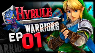 Legend of Zelda: Hyrule Warriors Gameplay Walkthrough Part 1 CoOp