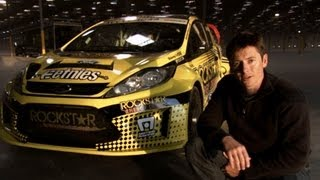 Breaking the Indoor Speed Record - Top Gear USA - Series 2