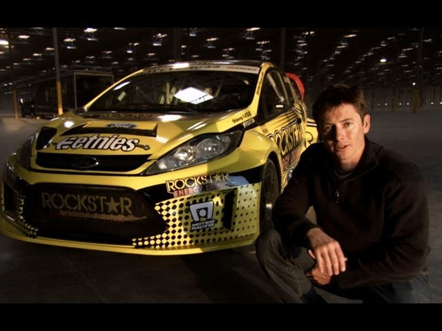 Breaking the Indoor Speed Record  | Top Gear USA | Series 2