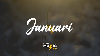 Januari (Acoustic Version) Lyric Music Video