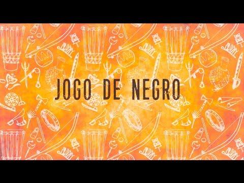 Projeto Preto - Jogo de Negro (prod. DJ Neew) [Lyric Vídeo]