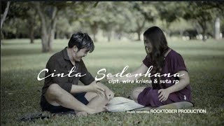 Download Mp3 Rocktober Ft. Tika Pagraky - Cinta Sederhana