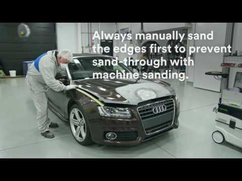 How to prepare a vehicle repair area for priming – Vehicle Repair Processes by 3M™