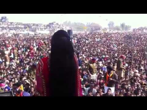 Miss Pooja live gur har sahay over 1 lakh people