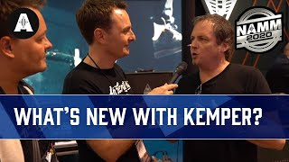 What's New With Kemper? - NAMM 2020