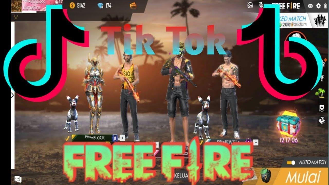 55 Top Pictures Free Fire Tik Tok Rap - Tik tok free fire ...  |K Tik Tok Free Fire