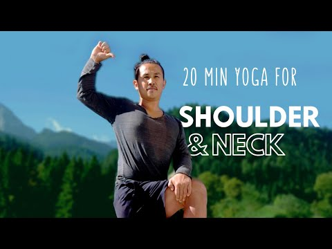 Yoga for neck & Shoulders with Young Ho Kim (1 of 4) - TINT. Yoga