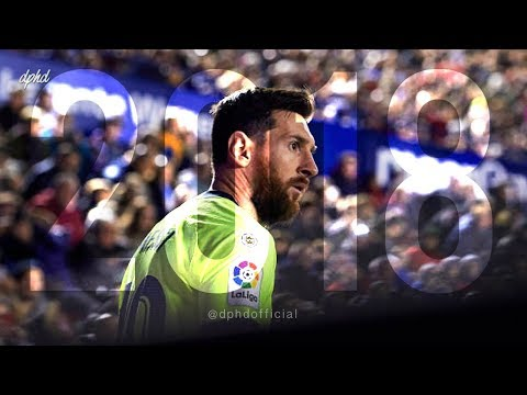 Lionel Messi Rewind 2018 - Overall 2018, Dribbling Skills, Goals & Assists HD