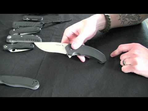couteau pliant ouverture rapide