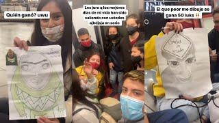Salida con seguidores bien chimbita con JuanDa 😈🤙