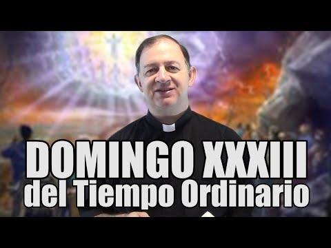 Domingo XXXIII del tiempo ordinario - Esperando a Jesús (18/11/2018)