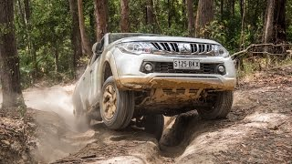 2016 Mitsubishi Triton off-road testing: behind the scenes