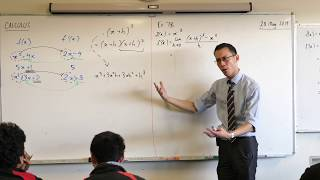 Basics of Calculus (4 of 5: Considering the gradient function visually)