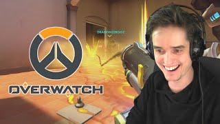 WAT MOETEN WE DOEN?! - Overwatch #2 (met LinkTijger, Milan & Joost)