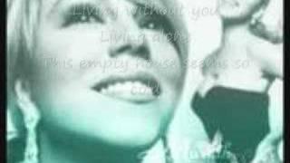 open arms by mariah carey lyrics