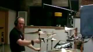 """Evanescence - Imaginary drum record session with Josh Freese on """"Fallen"""" (2002)"""