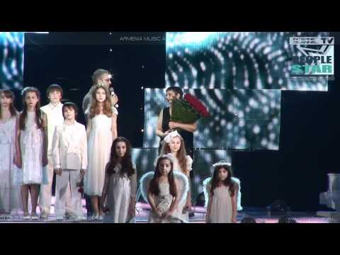 12.Armenia Мusic Awards 2012.Концерт.Москва,7 апреля 2012