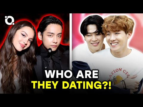 Personal Lives of BTS: girlfriends revealed! | ⭐OSSA Radar