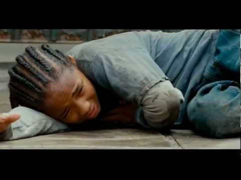 Karate Kid (2010) - Pelea del Señor Han (o como se llame)