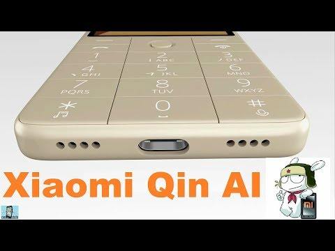 Xiaomi Qin 1/ Qin 1S – кнопочная звонилка с возможностями смартфона !!!