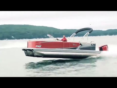 This Is Not Your Grandfather's Pontoon | Avalon Luxury Pontoon Boats
