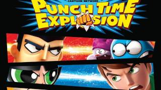 CGRundertow CARTOON NETWORK: PUNCH TIME EXPLOSION for Nintendo 3DS Video Game Review