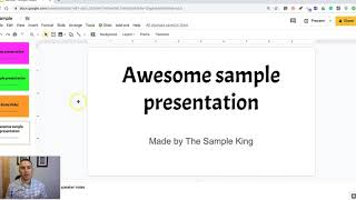 How to Randomly Shuffle Google Slides