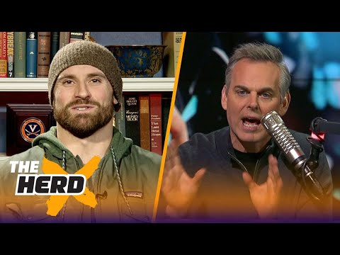 Chris Long joins Colin Cowherd to talk Super Bowl LII, Tom Brady and more  THE HERD