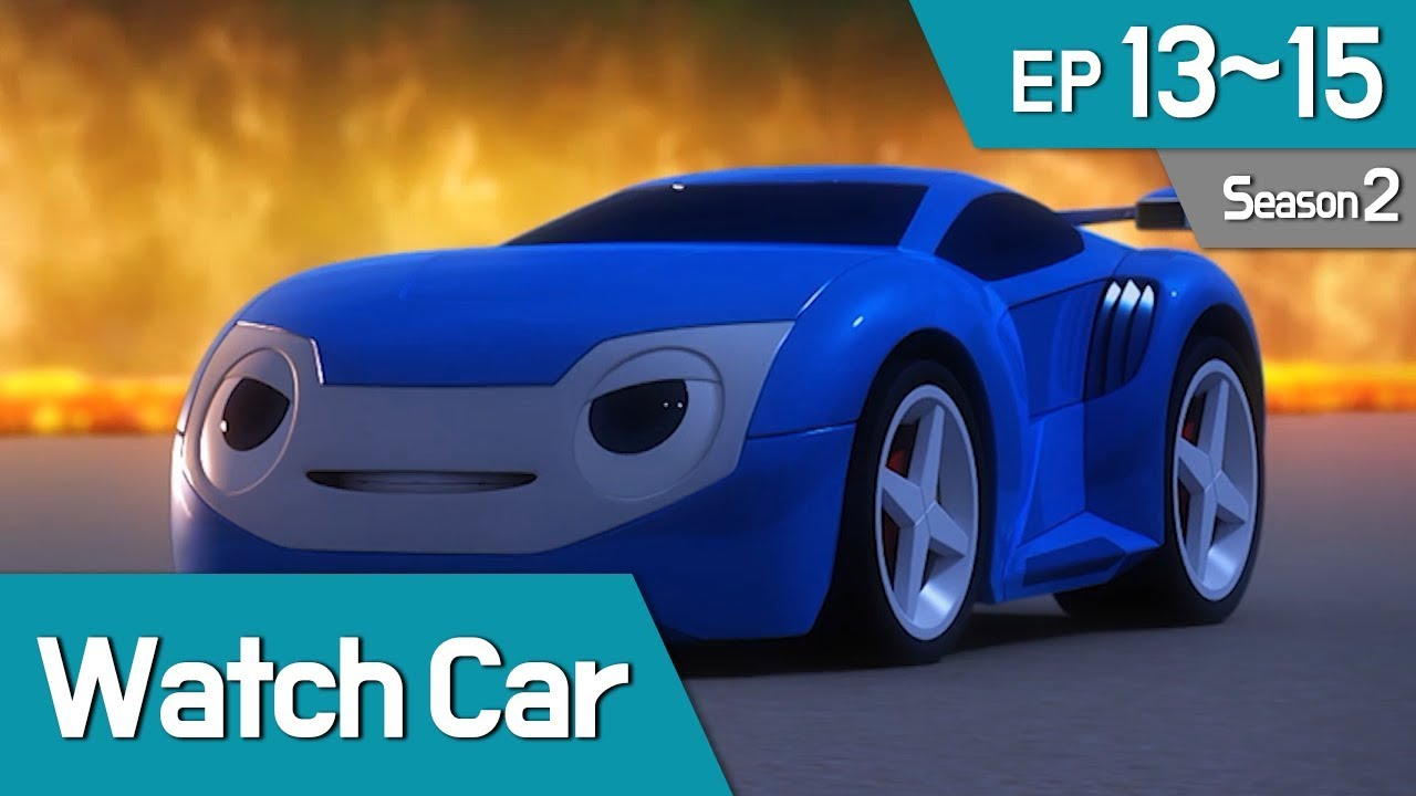 Power Battle Watch Car S2 Ep 13 15 English Ver