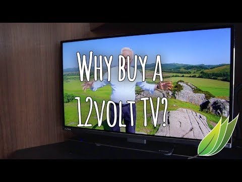Download Why purchase a 12 Volt television for the caravan?