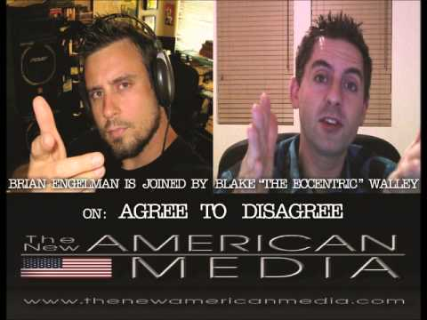 Youth Abandon Obama As He Ignores Laws & Tramples Constitution. Blake Walley Joins Brian Engelman.