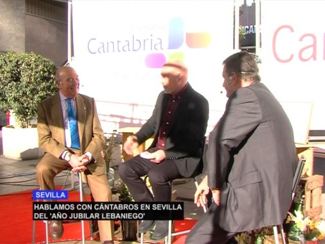 Cantabros en Sevilla