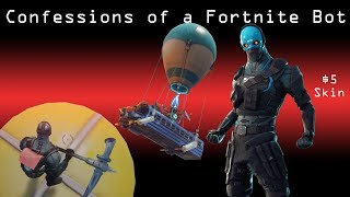 Confessions of a Fortnite Bot | Fails and Funny Moments