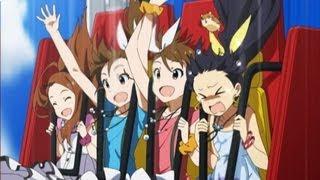 PSP「アイドルマスター シャイニーフェスタ」1st PV(6/24Ver)