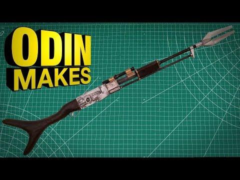Odin Makes: The Mandalorian Phase Pulse Blaster - Star Wars