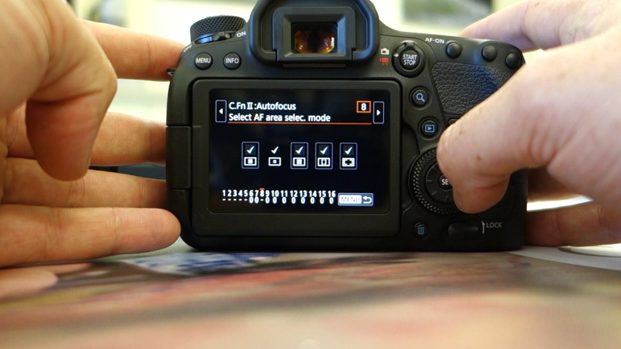 Canon EOS 6D Mark II Expert Review | ePHOTOzine