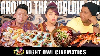 FOOD KING: AROUND THE WORLD IN SG!