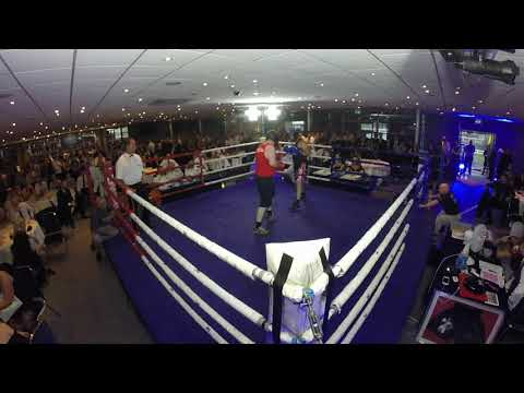 Ultra White Collar Boxing | Chester | Stuart Rose VS Paul Chatterly