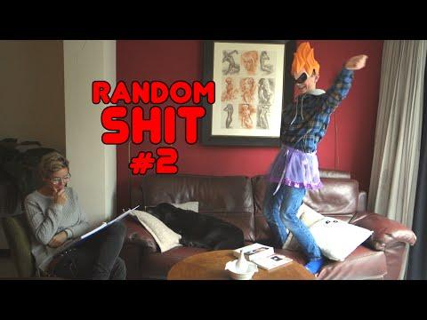 GEKKE DANSMOVES! - Random Shit #2