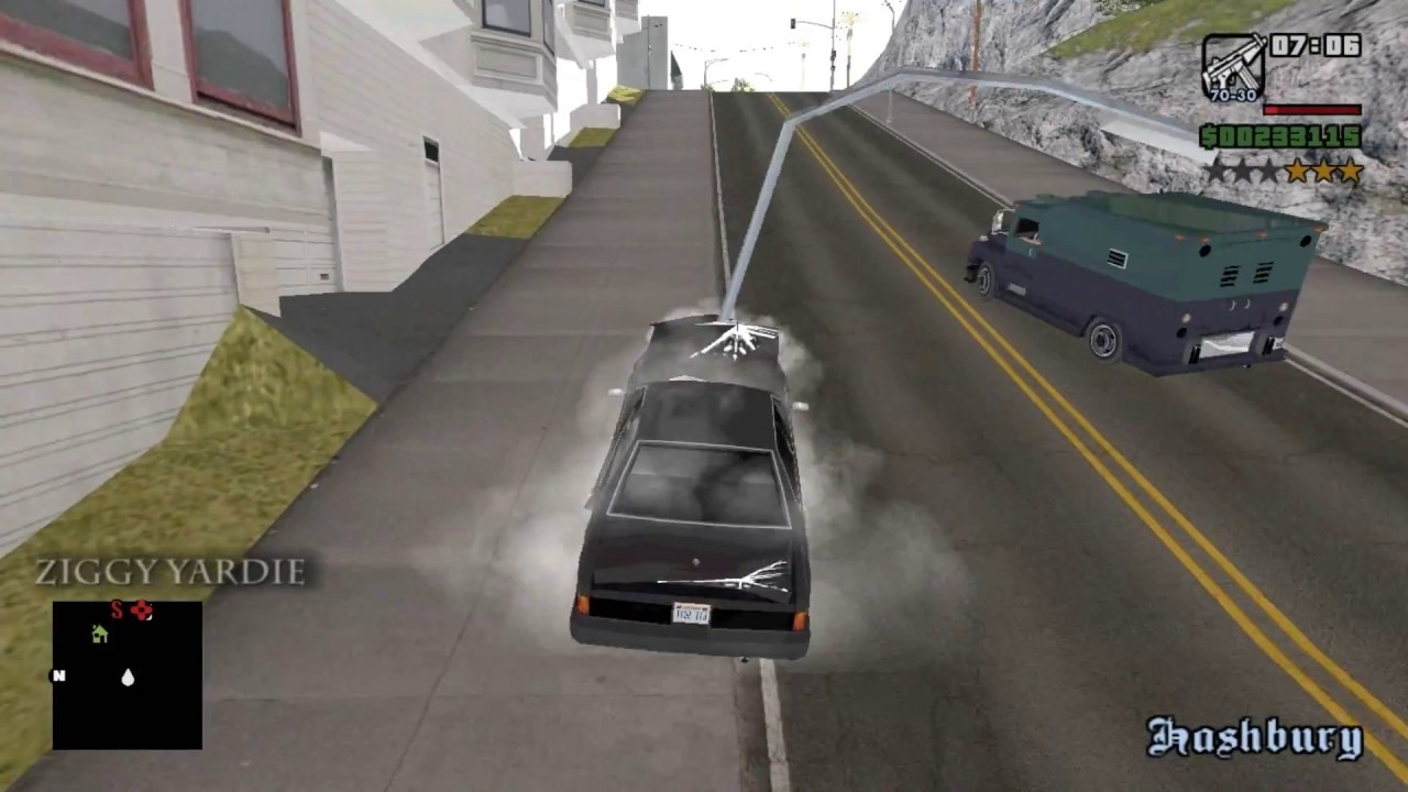 Why GTA: San Andreas crashes: possible causes and their elimination