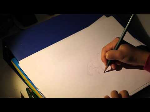 How To Draw [Dinosaurs]: Tyrannosaurus rex/ T-rex