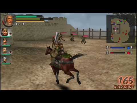 Dynasty Warriors Vol. 2 - Battle of Jie Qiao | Shu Musou Mode