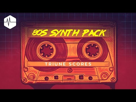 80's Synth: Royalty-Free Music Pack!