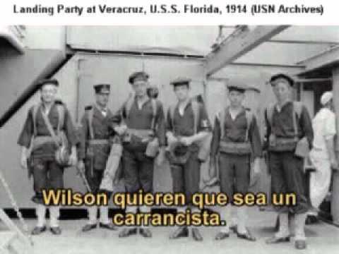 Invasiòn Americana a Veracruz en 1914 Parte 3 final