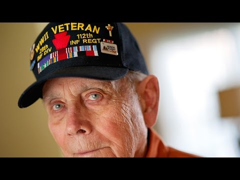 By the grace of God; a veteran's story