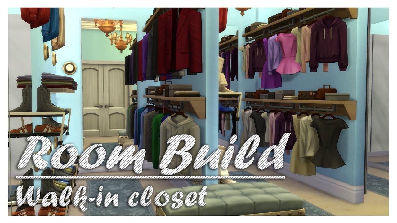 My First Room Toddler 3 Piece Room In A Box: Walk-in Closet [ MY FIRST VIDEO