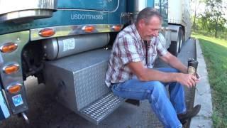 3041 interview of a bull hauler