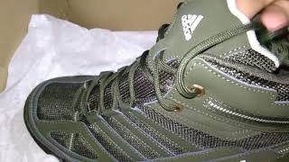 ADIDAS XAPHAN MID CSD SHOES |OLIVER